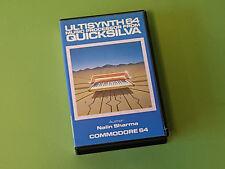 Ultisynth 64 Music Processor Commodore 64 (C64) Software - Quicksilva