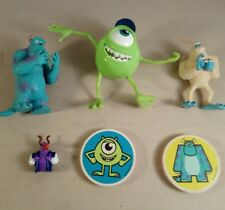 Monster Inc Figura de juguete Paquete-paquete de Figura Monster Inc