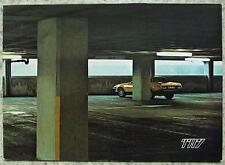TRIUMPH TR7 Car Sales Brochure c1977 #L1101 FRENCH TEXT