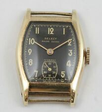 WRISTWATCH SELECT ANCRE SWISS NIVAROX Pre WWII NOS MINT