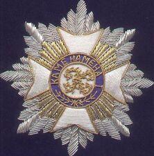 Order of Kamehameha  GC Hawaii on black