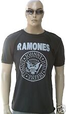 "Amplified Ramones ""Hey ho Let 's Go"" culto You Rock Star Vintage t-shirt G. XL/XXL"