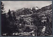 VERBANIA MALESCO 35 STRADA di FINERO - VAL VIGEZZO Cartolina FOTOG. viagg. 1953