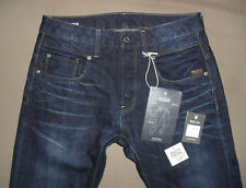 Vaqueros G-STAR RAW Radar Slim Tapered Jeans W30 31 L34 Hadron Denim Dark Aged