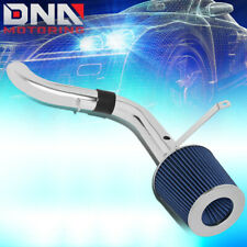 FOR 1998-2003 CHEVY S10/GMC SONOMA SHORT RAM AIR INTAKE SYSTEM+BLUE CONE FILTER