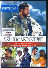 #5 AMERICAN SNIPER Chris Kyle Special Edition Brand New DVD Set FREE SHIPPING