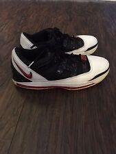 2006 Nike Zoom LeBron ln3 Black Concord White Red 314010-161 size 13