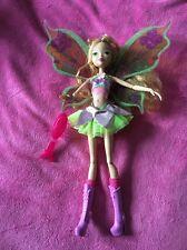 💚Jakks Pacific winx  Believeix Flora  Doll Only Ever Been Displayed!!💛
