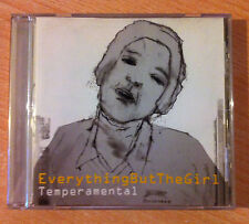 "EVERYTHING BUT THE GIRL   "" Temperamental ""  -  CD Album  - 1999  Europe"