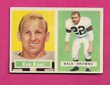 1957 TOPPS  # 52 BROWNS KEN KONZ EX-MT CARD (INV# C3455)