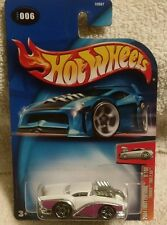 Hot Wheels 2004 First Editions 'Tooned Two 2 Go Car 6/100
