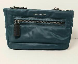Marc Jacobs Women's Mallorca Messenger Bag,Crossbody handbag purse Teal