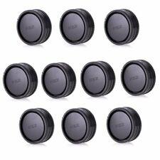 10pcs Camera Body Front Cover +Rear Lens Cap for Sony E mount NEX Camera