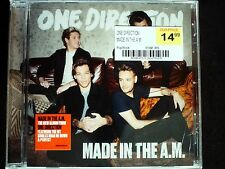 One Direction - Made in the A.M. CD Sealed