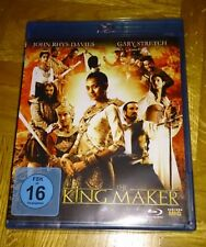 The King Maker Blu-ray Film FSK ab 16 NEU & OVP