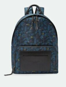 BNWT Ted Baker Primate Nylon Backpack - Navy - RRP £159