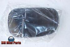 BMW E36 Z3 RIGHT MIRROR GLASS PLANE LHD 51168397877