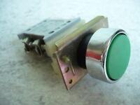 Verde Pulsador Teclas Distribución Control VEB DDR Plataforma Lengenfeld FH1600