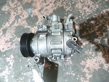 AUDI A4 A/C COMPRESSOR B8 8K (A4), 1.8, PETROL, 04/08-06/12 P/N 8K0260805E