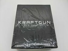 Open Box Kraftgun Vibrating Percussive Massage Gun with 4 Heads -J6683