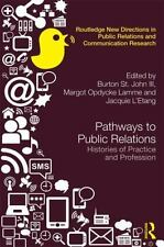 Pathways To Public Relations - Routledge. New Directions In Public Relations