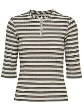 96/21 NEU ONLY Damen Pullover Shirt onlFELIA 3/4 TOP BOX ESS Gr. M