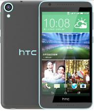 "Dual card Unlocked HTC Desire 820 -5.5"" 16GB Android Cellphone Black-Blue Border"