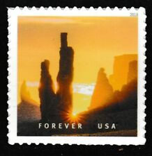 US 5298k O Beautiful Mountain Majesties Monument Valley forever single MNH 2018