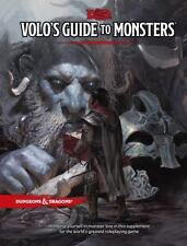 Volo's Guide to Monsters by Wizards RPG Team (2016, Hardcover)