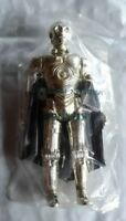 Vintage 1980 Star Wars Threepio C-3PO with Removable Limbs Sealed KENNER BAGGIE