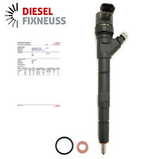Fuel Injector HYUNDAI H-1 STAREX KIA SORENTO 2.5 CRDi 0445110186 0445110279