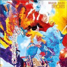 Brass Mask - Spy Boy [CD]