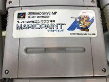 mario paint snes Japanese super famicom