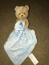 CHILD OF MINE BEAR SECURITY BLANKET RATTLE