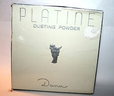 Platine by Dana Body Bath Dusting Powder Factory Sealed 4.25 oz