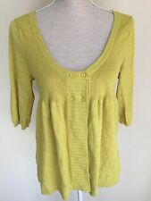 River Island Women's 3/4 Sleeve Medium Knit Jumpers & Cardigans