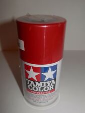 Tamiya Color for Plastics Spray 100ml Bright Mica Red #Ts-85 New
