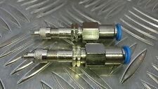 Renault Master Opel Movano & Compresor De Aire Suspensión de Aire 6mm Bypass Válvulas