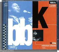 B.B. King - The Millenium Collection (2000) - New Hits CD!