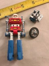 1983 Tonka Gobots Cy-Kill Renegade Robot No. Mr-01 motorcycle for parts regular