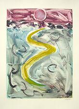 "Arthur Secunda 'The Yellow Brick Road,"" 2008, Monotype"
