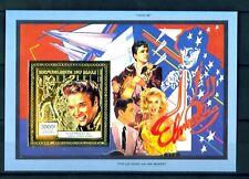 Mali 1994 - Elvis Presley - Gold Issue - Kino - Film - Viva Las Vegas - Block 59