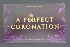 GB 2003 Prestige Booklet A Perfect Coronation DX 31