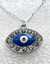 Family Friends Enamel Costume Necklaces & Pendants