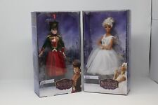 2 for 1! Barbie Nutcracker And The Four Realms Clara Toy Soldier & Ballerina!