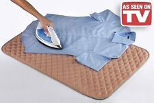 Iron Express, Make Any Surface Your Ironing Board,Dorm,RV and Travel