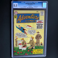 ADVENTURE COMICS #284 💥 CGC 8.5 ONLY 6 HIGHER! 💥 SUPERBOY KRYPTO REFORM SCHOOL