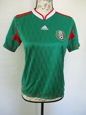 Mexico National Team 2010 Football/Soccer lAdidas Jersey, Youth S
