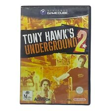 Tony Hawk's Underground 2 for Nintendo Gamecube - w Manual - Tested & Working