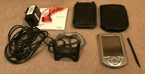 Compaq IPAQ pocket PC 3630 with cradle and 2 cases